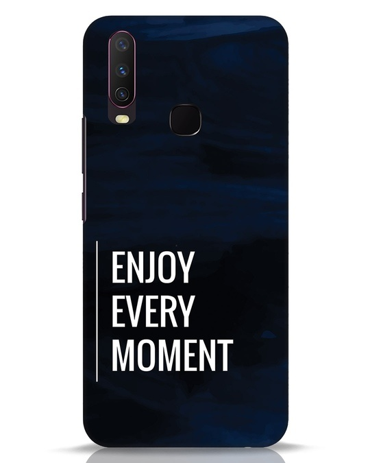Shop Every Moment Vivo Y17 Mobile Cover-Front