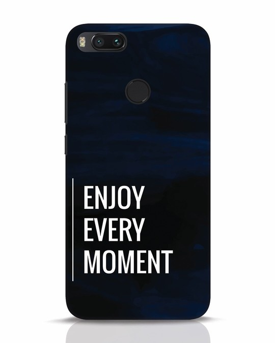 Shop Every Moment Xiaomi Mi A1 Mobile Cover-Front