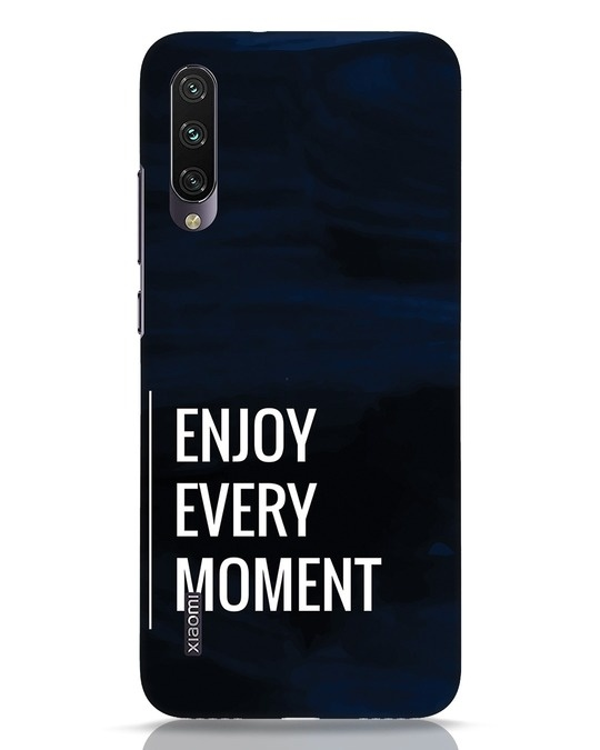 Shop Every Moment Xiaomi Mi A3 Mobile Cover-Front