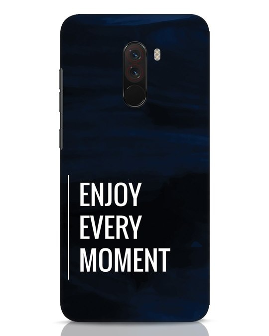 Shop Every Moment Xiaomi POCO F1 Mobile Cover-Front