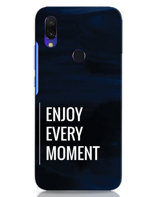 Shop Every Moment Xiaomi Redmi 7 Mobile Cover-Front