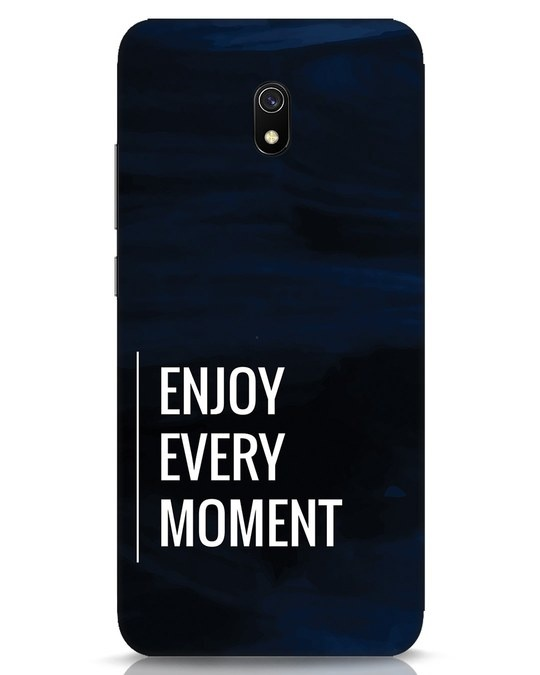 Shop Every Moment Xiaomi Redmi 8A Mobile Cover-Front