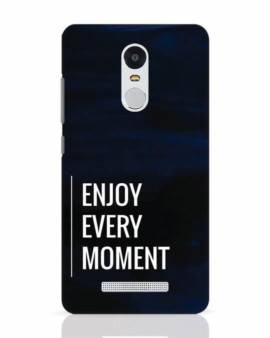 Shop Every Moment Xiaomi Redmi Note 3 Mobile Cover-Front
