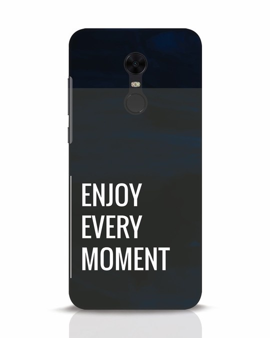 Shop Every Moment Xiaomi Redmi Note 5 Mobile Cover-Front