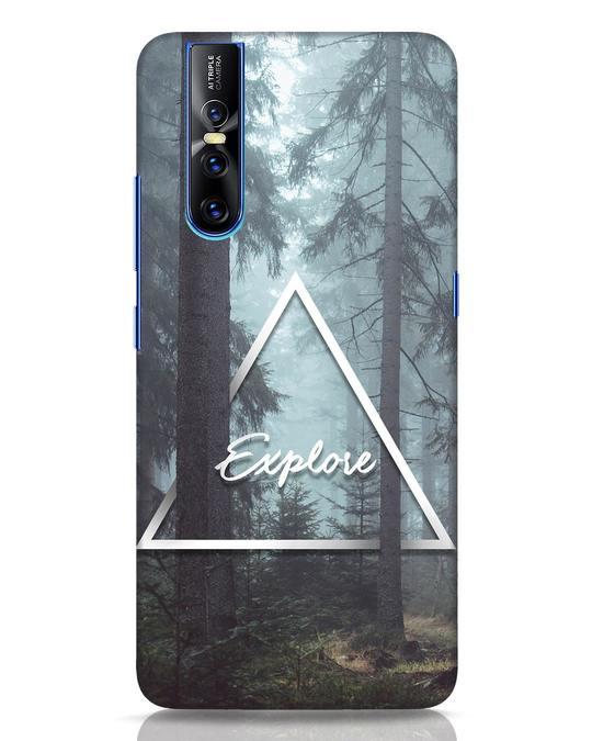 Shop Explore Nature Vivo V15 Pro Mobile Cover-Front