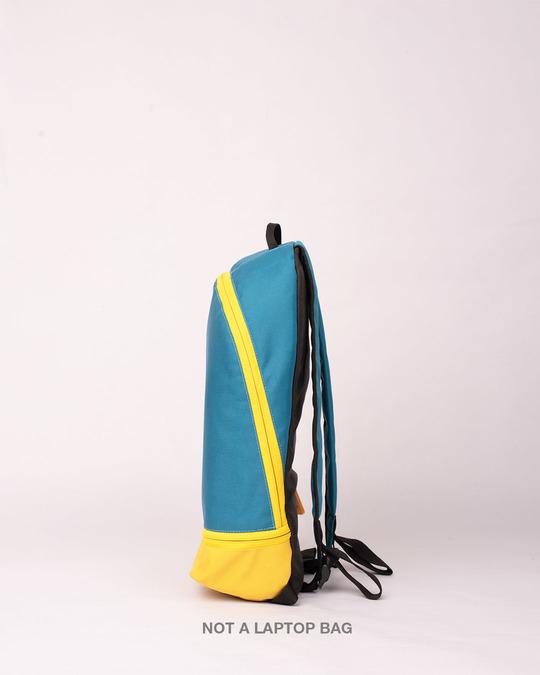 Shop Explorer Printed Small Backpack-Design