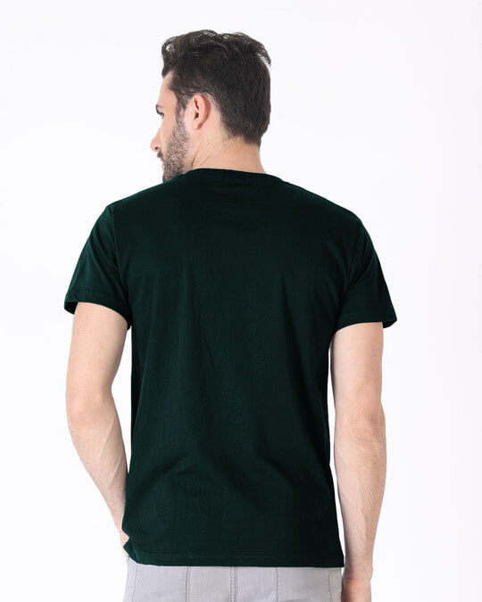 Shop Fakta Chadh Half Sleeve T-Shirt-Full