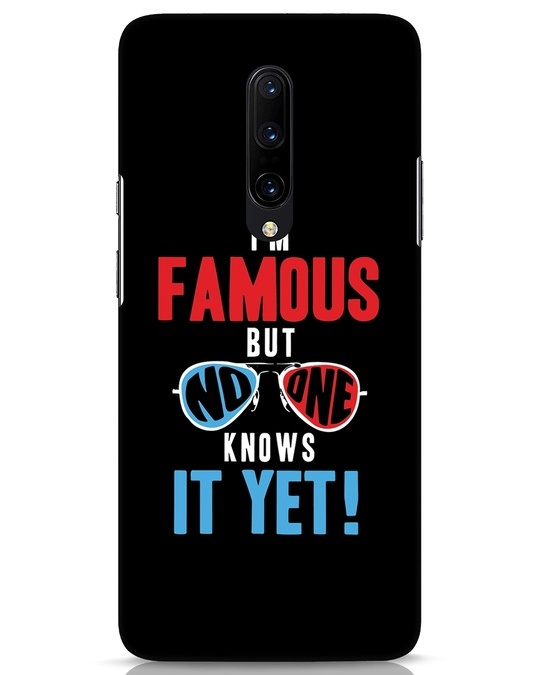Shop Famous OnePlus 7 Pro Mobile Cover-Front