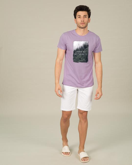Shop Far Away Half Sleeve T-Shirt