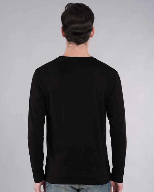 Shop Far Away Travel Full Sleeve T-Shirt-Back