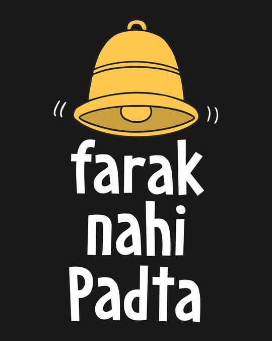 Shop Farak Nahi Padta Printed Small Backpacks