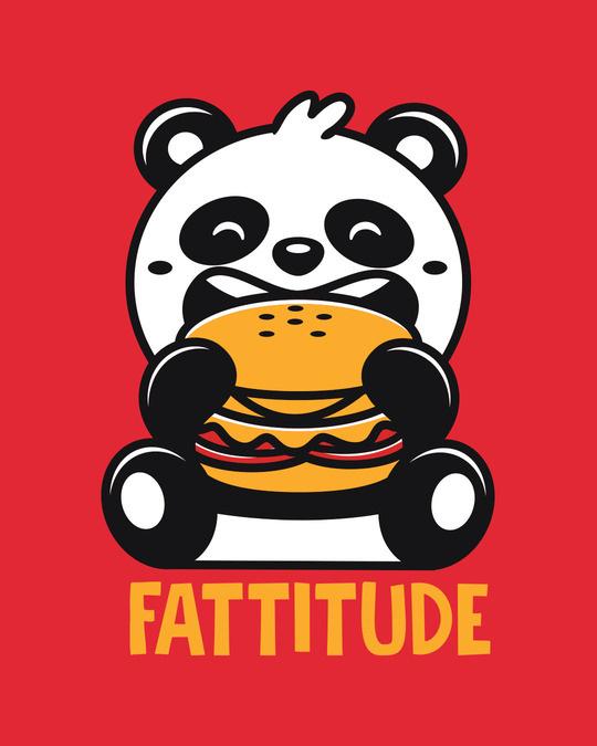 Shop Fatitude Full Sleeve Plus Size T-Shirt