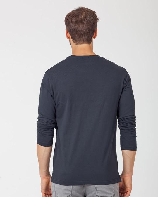 Shop Fear Nothing Camo Full Sleeve T-Shirt-Design