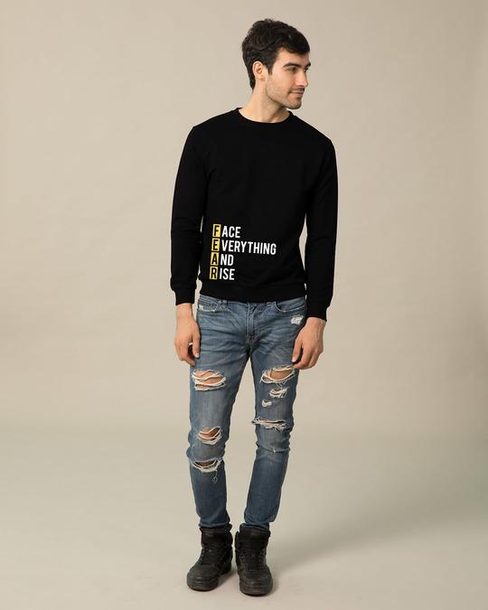 Shop Fear Sweatshirt-Full