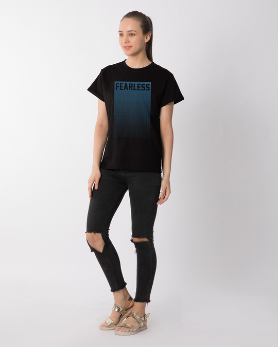 Shop Fearless Boyfriend T-Shirt