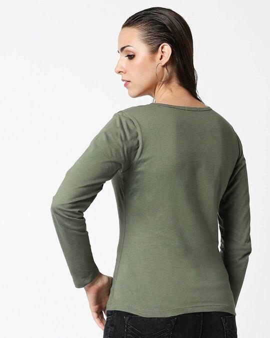 Shop Fearless Camo Full Sleeve T-Shirt-Full