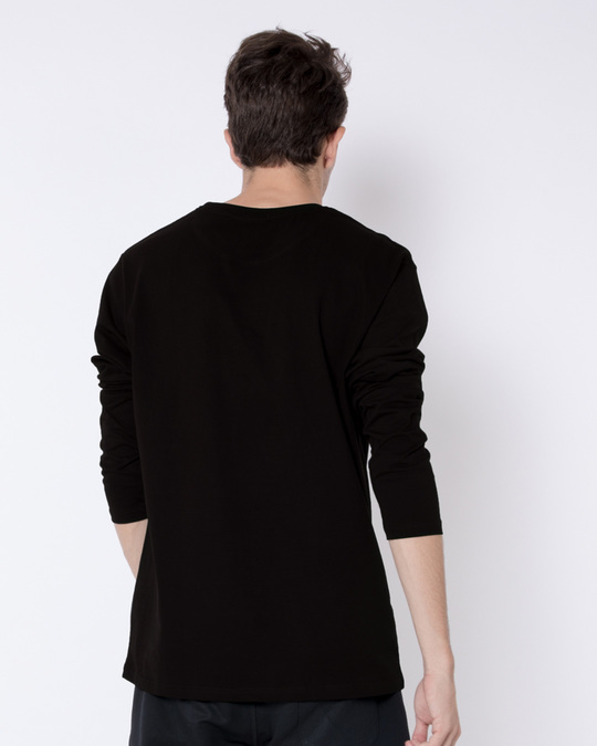 Shop Fearless Full Sleeve T-Shirt-Back