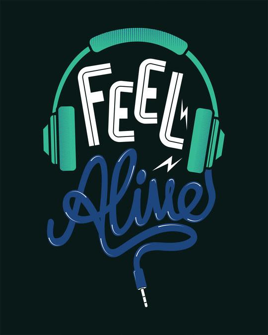 Shop Feel Alive Boyfriend T-Shirt