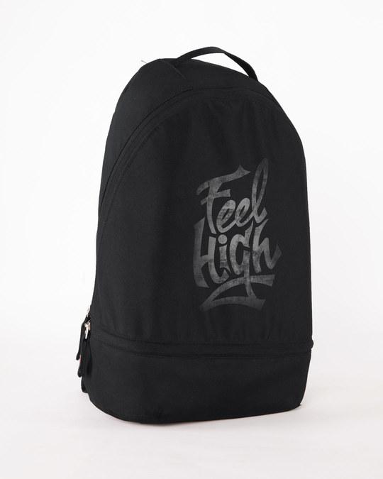 Shop Feel High Small Backpack-Back