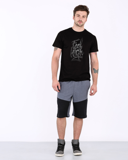 Shop Feel High Half Sleeve T-Shirt
