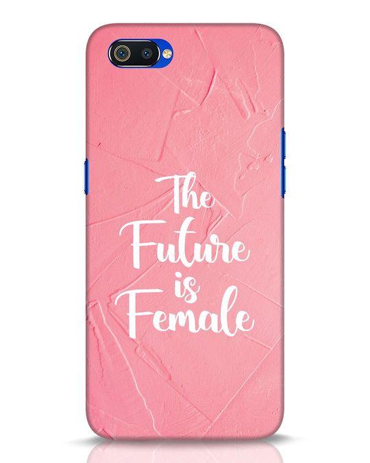 Shop Female Future Realme C2 Mobile Cover-Front