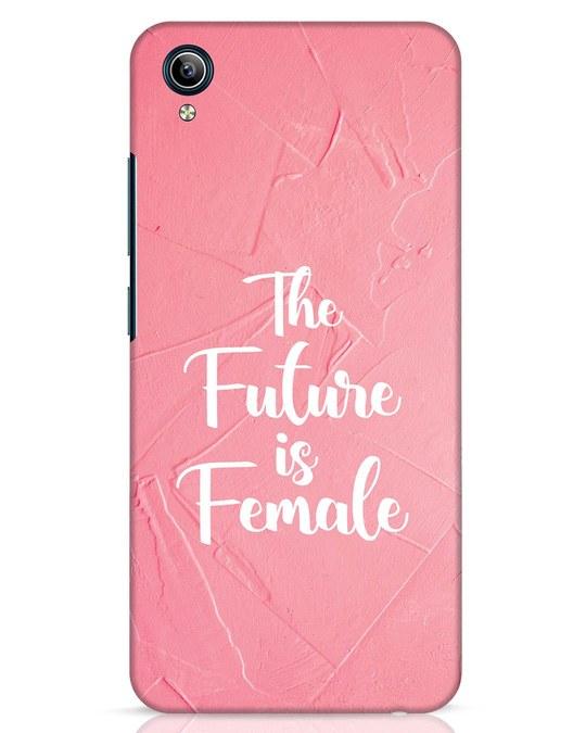 Shop Female Future Vivo Y91i Mobile Cover-Front