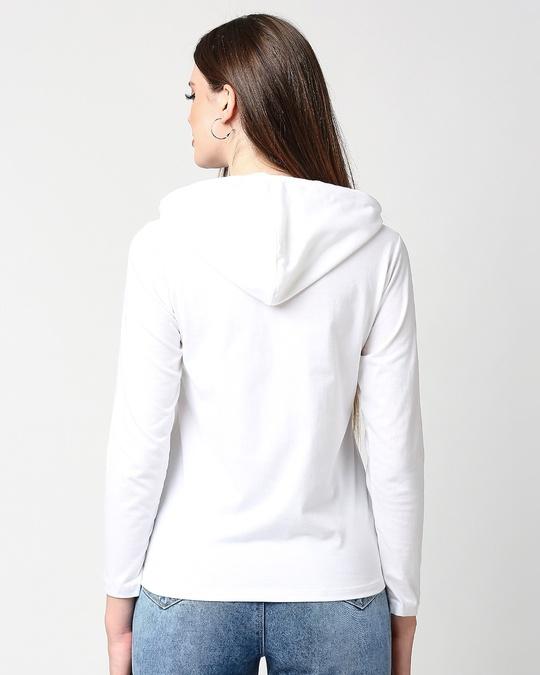 Shop Feminine Energy Full Sleeve Hoodie T-Shirt-Full