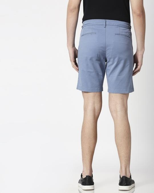 Shop Colorado Blue Men's Chinos Shorts-Design