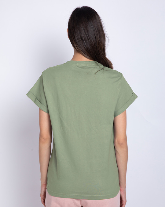 Shop Find Your Balance Boyfriend T-Shirt-Back