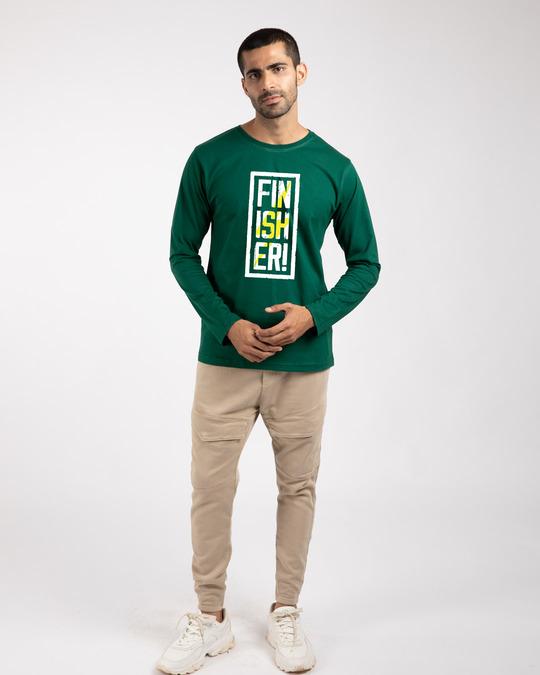 Shop Finisher Full Sleeve T-Shirt-Design