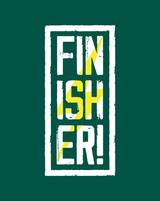 Shop Finisher Full Sleeve T-Shirt-Full