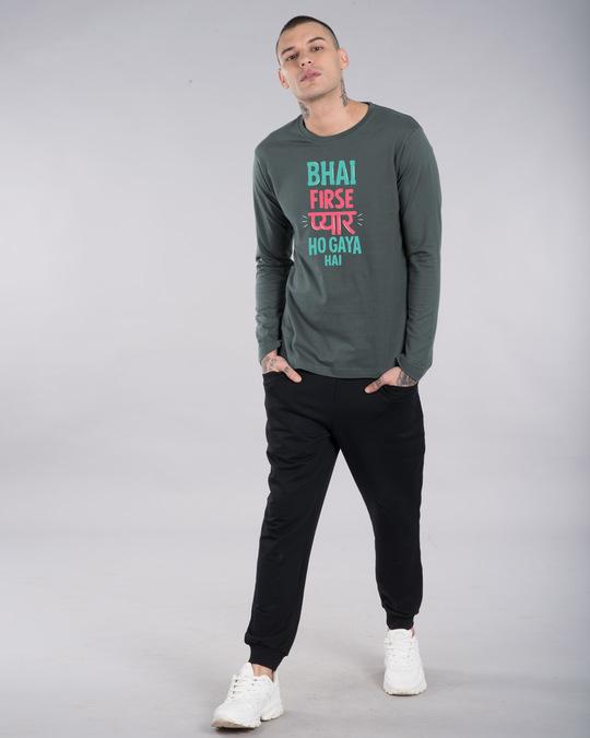 Shop Firse Pyaar Full Sleeve T-Shirt-Full