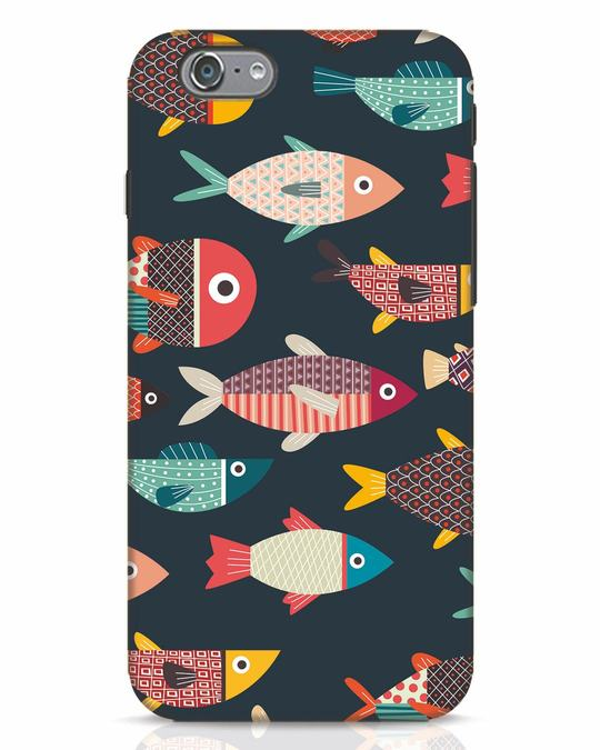 Shop Fishies iPhone 6 Mobile Cover-Front