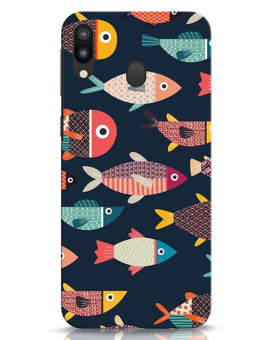 Shop Fishies Samsung Galaxy M20 Mobile Cover-Front