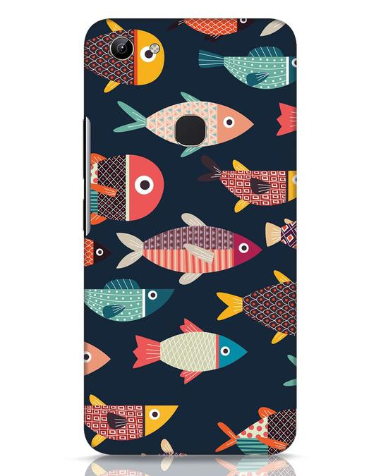 Shop Fishies Vivo Y81 Mobile Cover-Front