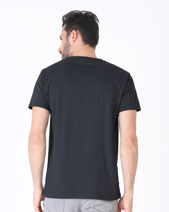 Shop Five Minutes Snooze Half Sleeve T-Shirt-Full