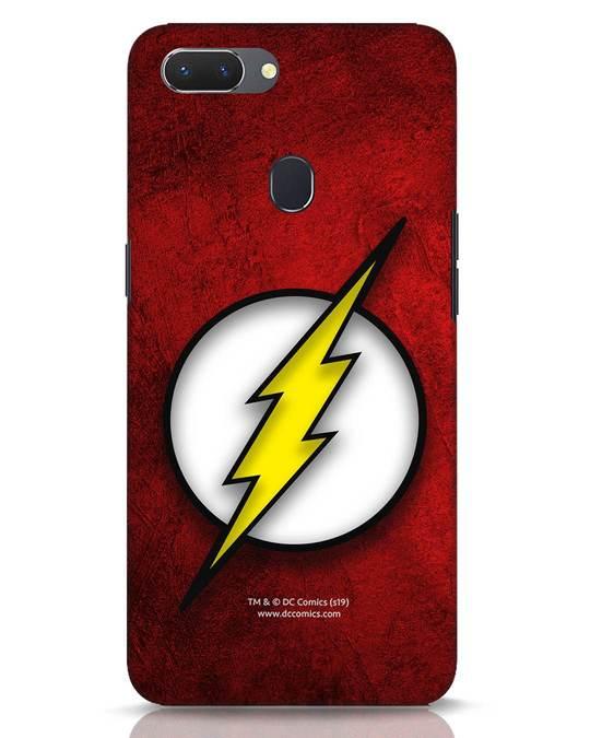 Shop Flash Logo Realme 2 Mobile Cover (BML)-Front