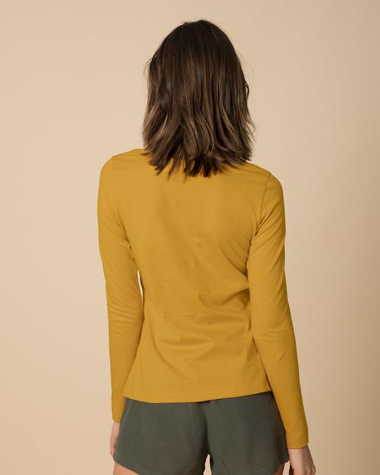 Shop Flawsome Scoop Neck Full Sleeve T-Shirt-Full