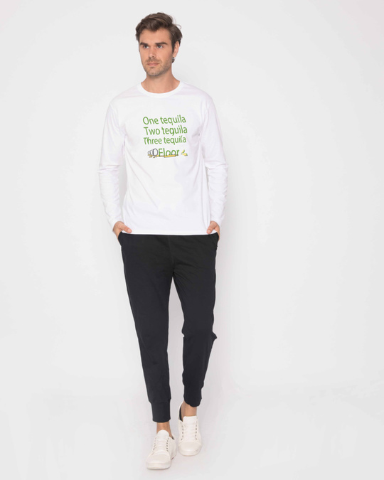 Shop Floor Full Sleeve T-Shirt-Full