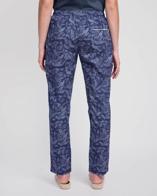 Shop Flora And Fauna All Over Printed Pyjama-Design