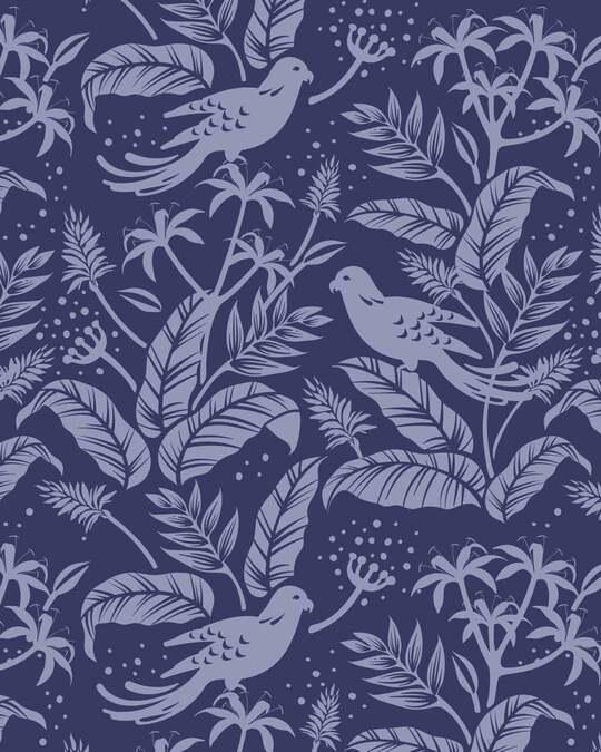 Shop Flora And Fauna All Over Printed Pyjama