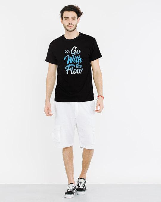 Shop Flow Half Sleeve T-Shirt