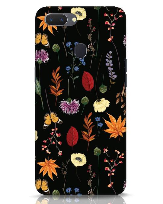 Shop Flowers Realme 2 Mobile Cover-Front