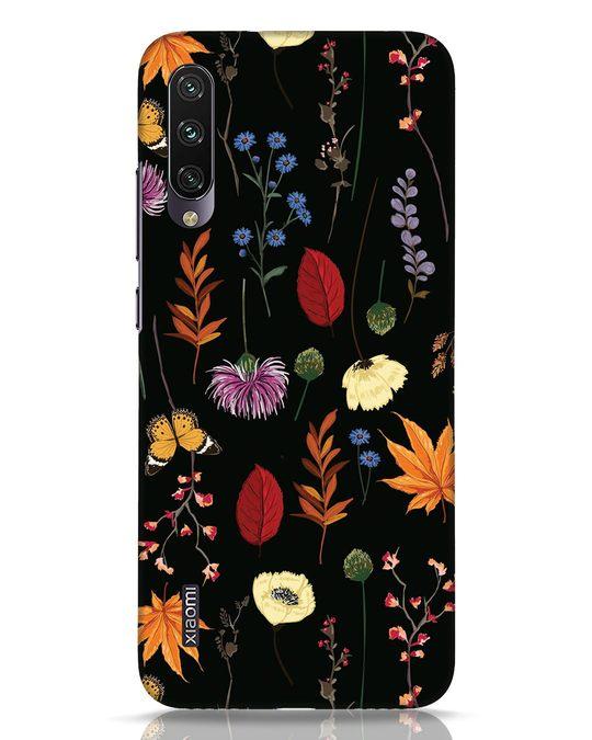 Shop Flowers Xiaomi Mi A3 Mobile Cover-Front