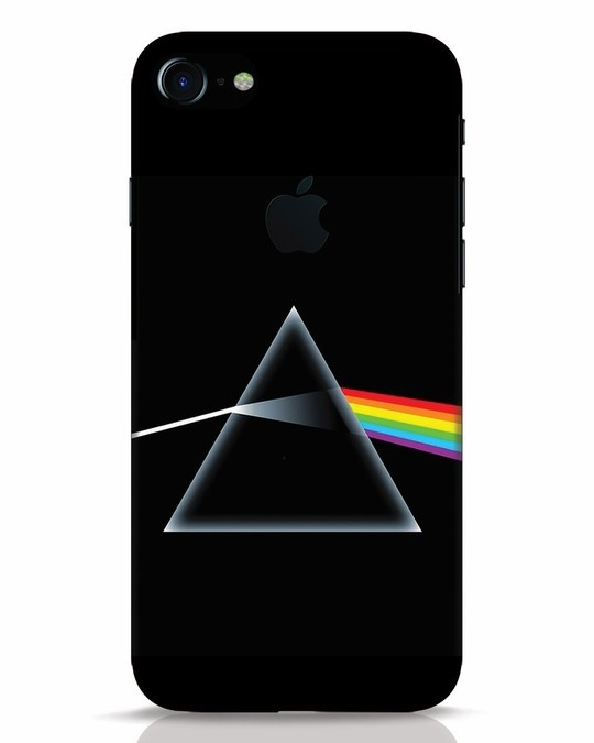 Shop Floyd iPhone 7 Logo Cut Mobile Cover-Front