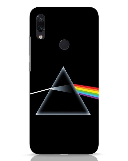 Shop Floyd Xiaomi Redmi Note 7 Pro Mobile Cover-Front