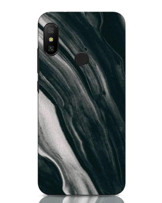 Shop Fluid Xiaomi Redmi Note 6 Pro Mobile Cover-Front