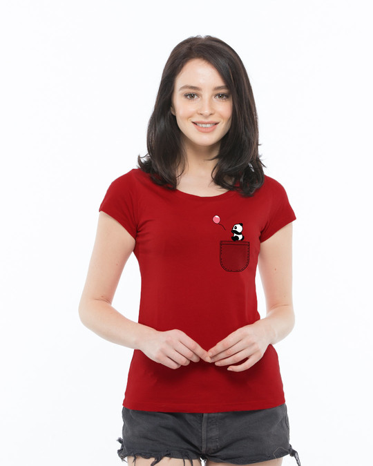 Shop Fly Away Balloon Half Sleeve T-Shirt-Back