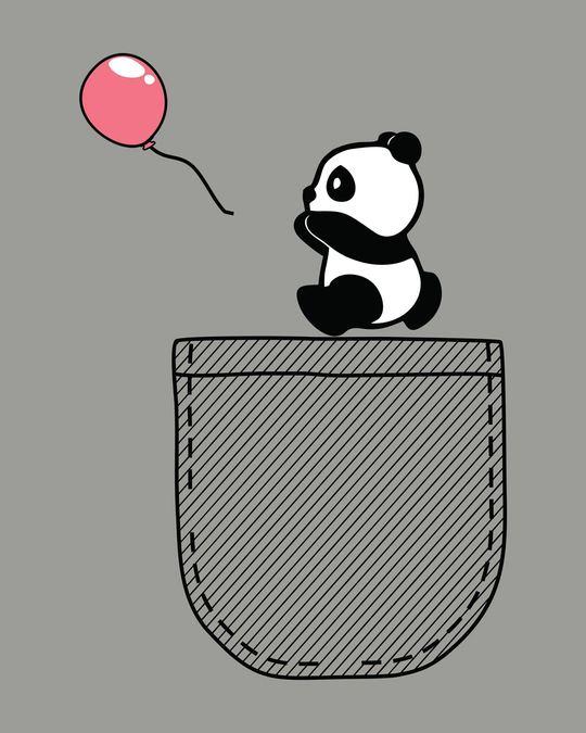 Shop Fly Away Balloon Scoop Neck Full Sleeve T-Shirt
