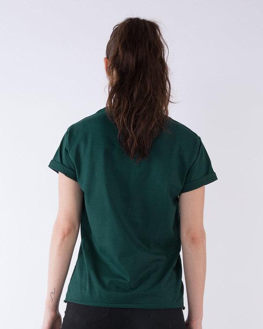 Shop Follow Your Heart Boyfriend T-Shirt-Full